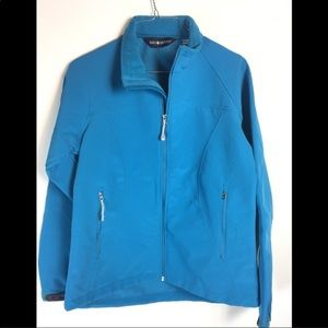 Black Diamond Fleece Jacket Blue Small